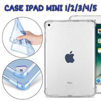 Clear Softcase Case Apple IPAD Mini 1 2 3 4 5 6 Silicone TPU Casing - IPAD MINI 5, FROZEN CASE