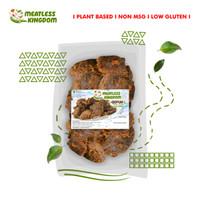 Gepuk Daging Tanpa Ayam dan Sapi | Bebas Kolesterol | Vegetarian Vegan