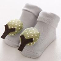 Kaos Kaki Bayi 3D / Kaos kaki bantal bayi / Kaos kaki anak import lucu - MB-POHON