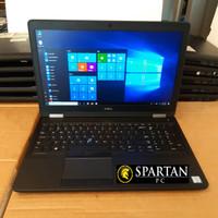 Dell Latitude E5570 - 15 - Core i5 Gen 6 - Laptop Second USA Termurah - Resolusi FHD