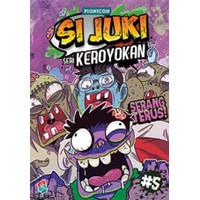 SI JUKI SERI KEROYOKAN #5