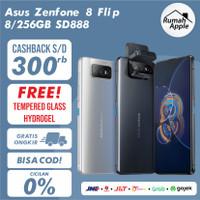 Asus Zenfone 8 Flip Snapdragon 888 RAM 8GB/256GB Black/Silver
