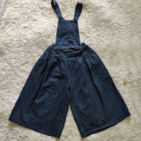 preloved celana kulot bisa jadi baju kodok import 05 like new brand AC