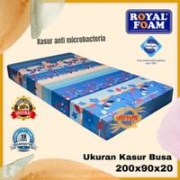 kasur busa Royal Foam 200x90x20 D23 garansi 15 tahun