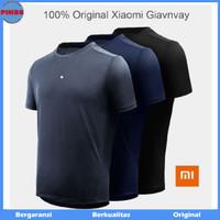 Giavnvay Sport Micro-Elastic T-shirt Kaos Quick Dry
