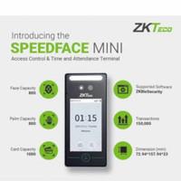 mesin absensi wajah ZKTeco Face detection mini AC 800 capacity