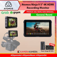 Atomos Ninja V 5 4K HDMI Recording Monitor / Atomos Ninja V / Atomos