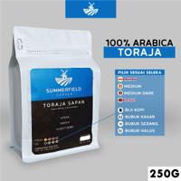 Kopi Toraja Arabika Summerfield (Specialty) 250g