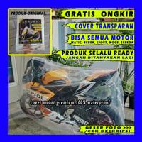 Sarung Motor Cover Selimut Tutup Body 100% Waterproof Anti Air Debu 2 - SEPEDA