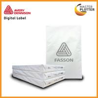 Sticker Avery Fasson Chromo Stickers Bontax A3+ ( 250 lbr )