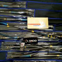 Joran Daido Trisula Pro Series SP602 PE 1-3 atau PE 2-4 (Free Packing