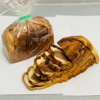 Open Top Chocolate Cheese / Keju Coklat | Bread Line