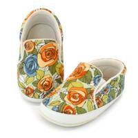 Sepatu Bayi - Baby Shoes   Freddie the Frog   Tony Flora Green