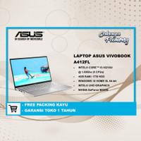 Asus VivoBook A412FL core i5-10210U Ram 4/1 TB HDD NVIDIAGeForce MX250