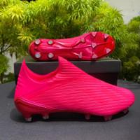 sepatu bola adidas x19 pink fg