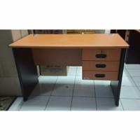Meja Kantor 120x60x75 cm INDACHI DD.120-Molek_Furniture