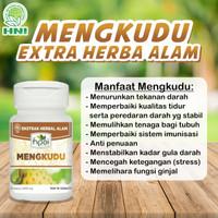 MENGKUDU KAPSUL HNI HPAI / obat herbal pembuluh darah, hipertensi