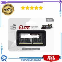 RAM Memori Laptop SODIMM Team Elite ORI 16GB DDR4 PC3200 3200Mhz 1.2V