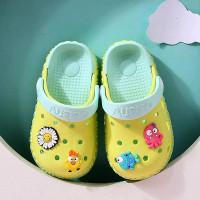 Sandal Anak Warna Tosca Sandal Karet Bakpau Karakter See Animal Sliper