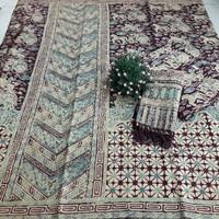kain batik sarimbit keluarga bahan dobi doby trusmi cirebon