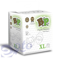 BP Popok Dewasa Adult Diapers model Lem Perekat XL isi 12 pcs