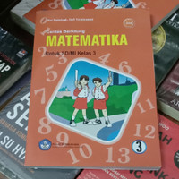 Buku Cerdas Berhitung Matematika (bse) SD kelas 3