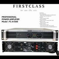 Power Amplifier Firstclass FC-A1500 2000 Watt Original