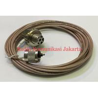 Kabel Cable Radio Rig Mobil D Antenna 5meter 5m model teflon D515