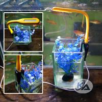Lampu Led Aquarium Mini dengan sambungan usb