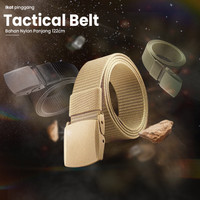 Ikat Pinggang Taktis 5012/ Sabuk Gesper Tactical Belt Import