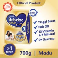 BEBELAC GOLD 3 MADU 700 GR