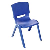 KURSI Anak Plastik Olymplast OK 305 | KURSI Plastik KID - Biru