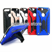 Case Standing Oppo A5s,A7,F9 Transformer Armor Casing Back Cover