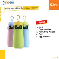 Olike Smart Bottle Botol Minum Anak, Tempat Bekal Minum Anak Original