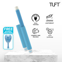 PLAY by TUFT Catokan Curly Travel Curling Tong Portable