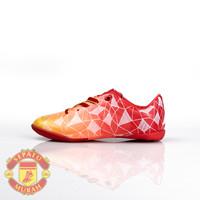 Sepatu Futsal Ardiles Crackle - Merah/Orange/Kuning - 30