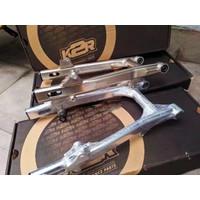 New swing arm supit k2r kaze kawahara PNP CB GL 100