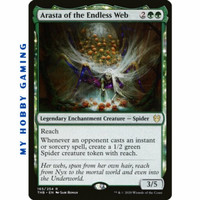 Arasta of the Endless Web | THB | Magic: The Gathering