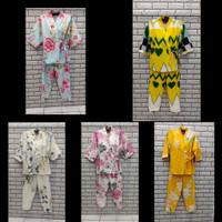 Baju tidur wanita/piyama kimono/katun jepang