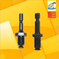 Adaptor Kepala Bor 3/8 / Hex Shank Keyless Drill Chuck Adapter 10mm
