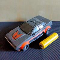 Transformers Bumblebee Energon Igniters Power Series Autobot Hot Rod