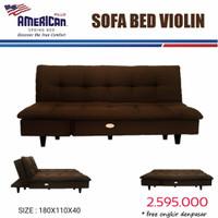 Sofa bed merk American foam type Violin