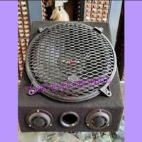Speaker Cobra Subwoofer 12 inch + Box + Tweeter