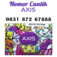 Nomor Cantik Kartu Perdana Axis 4G Lte 0831 872 67888