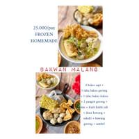 Bakwan malang frozen homemade