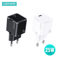 USAMS T42 Adapter Fast Charger Super Si PD 25W Samsung Xiaomi Apple