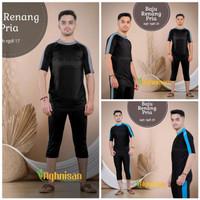 ukuran XXXL (jumbo) Baju renang laki-laki pria dewasa diving panjang