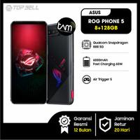ASUS ROG PHONE 5 8GB 128GB GARANSI RESMI