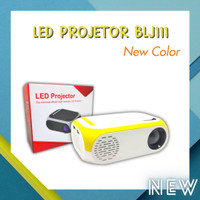 Mini Projector LED atau proyektor BLJ111 Mini theater