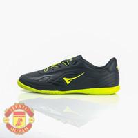 Sepatu Futsal Ardiles Liquor - Hitam/Hijau Citron - 34